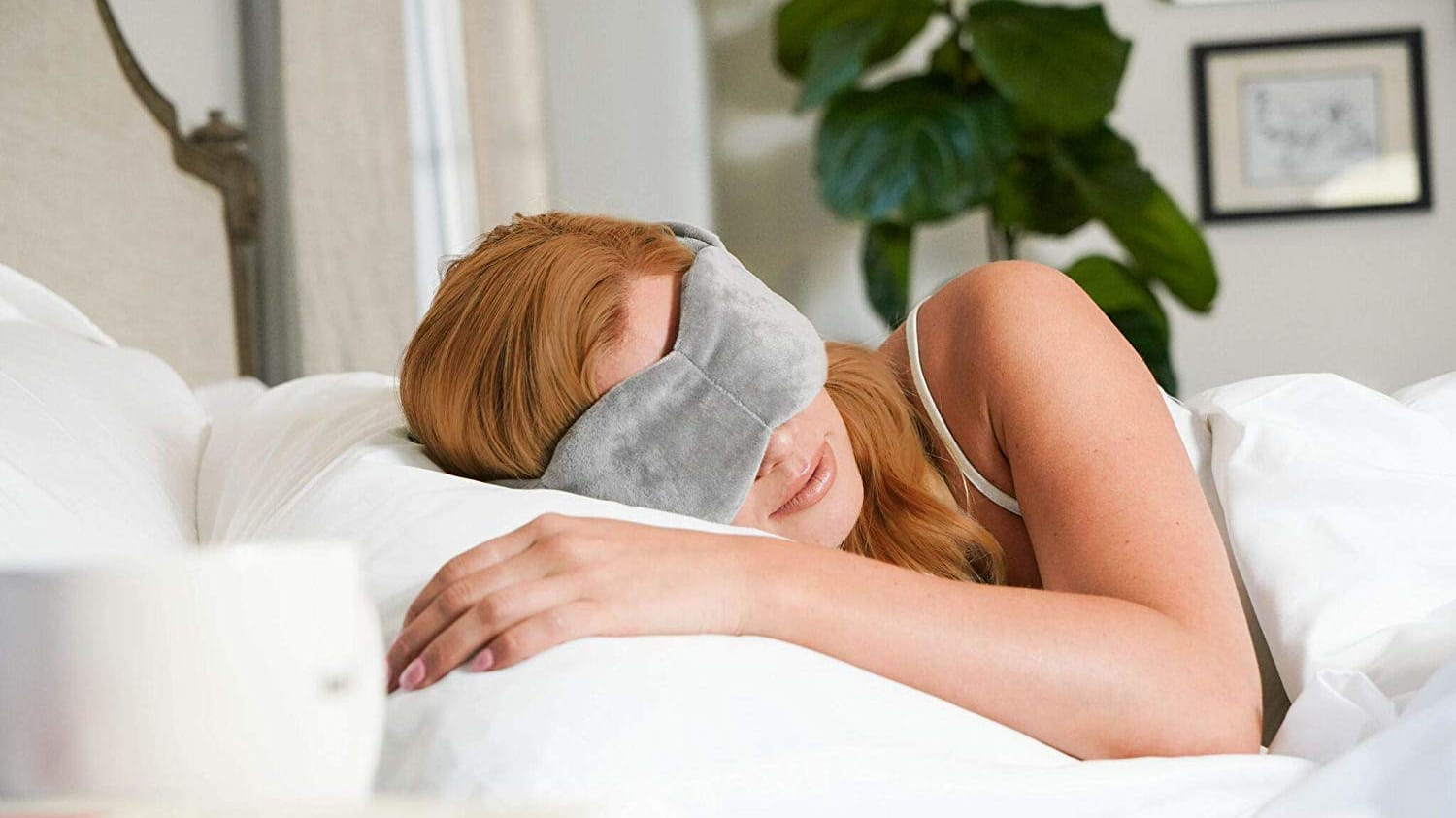 The nodpod Sleep Mask Helps Anyone Sleep Better