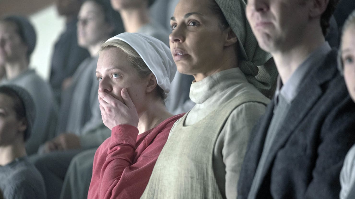 The Handmaids Tale Is Way Too Real And Watching It Has Become Masochistic