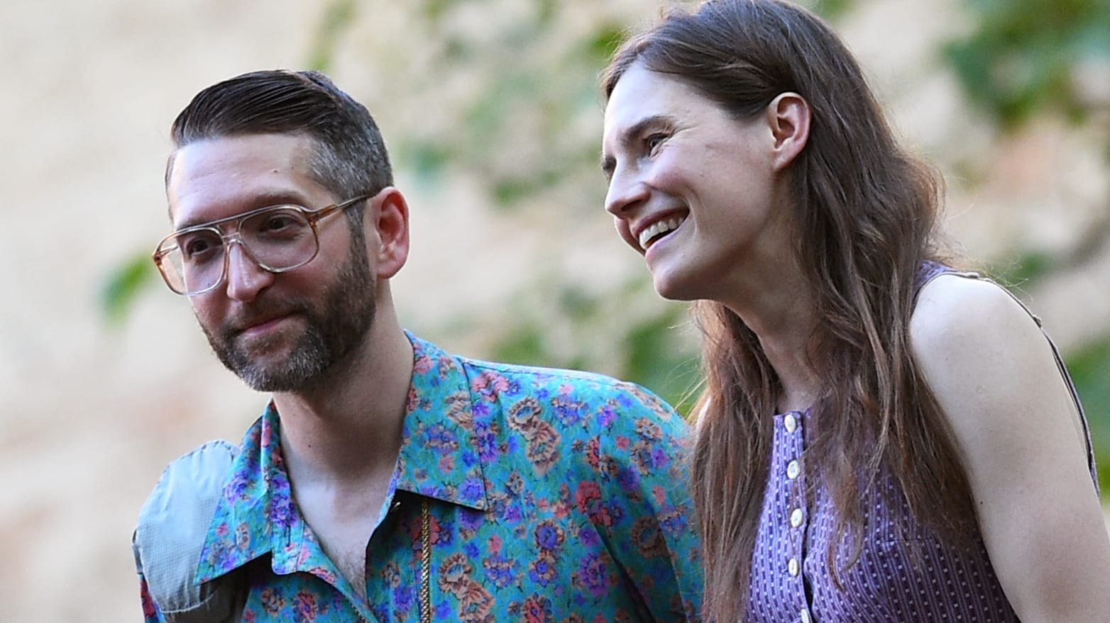 Amanda Knox and Christopher Robinson Were Married Long Before They Started Crowd Funding For Upcoming Wedding