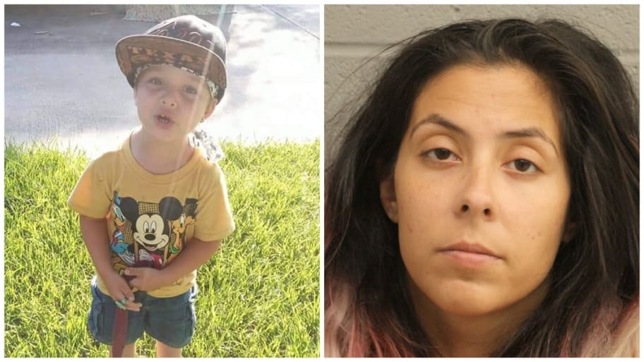 Dad's Girlfriend, Theresa Balboa Now Charged With Murdering 5-Year-Old Samuel Olson