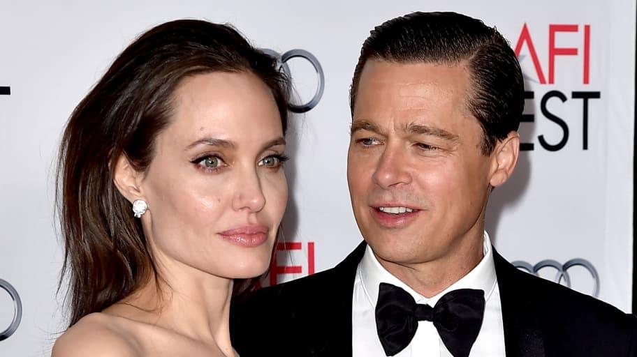 Angelina Jolie Accuses Brad Pitt of Domestic Violence: Court Docs