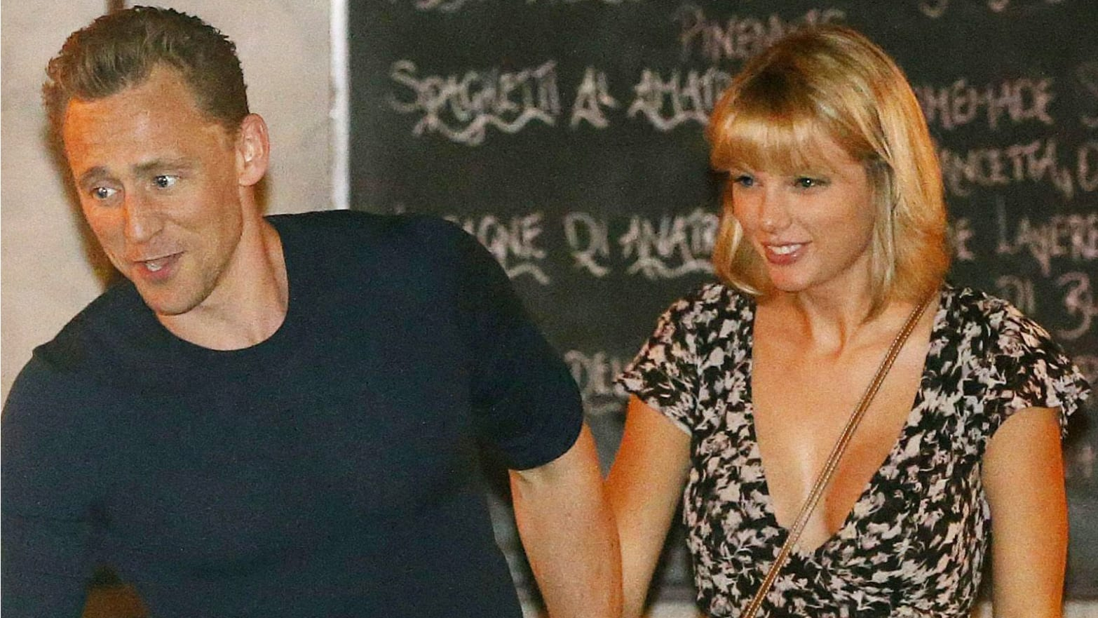 Taylor Swift And Tom Hiddlestons Totally Real Not For Publicity