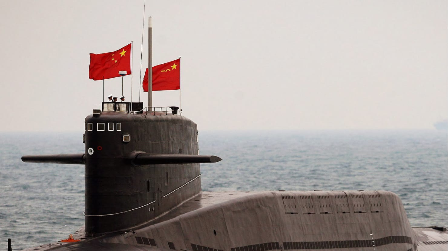 China's Nuclear Subs Are Ready to Terrorize the Sea