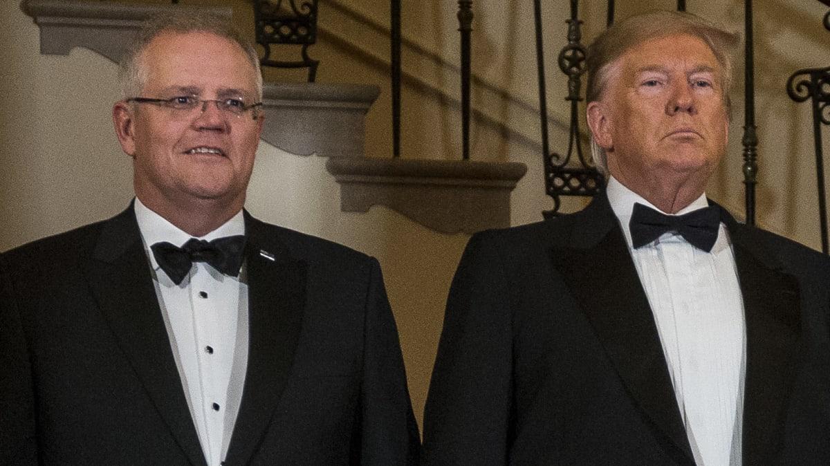 Attorney General William Barr Asked Trump to Get Australia to Help Review Mueller Probe Origins