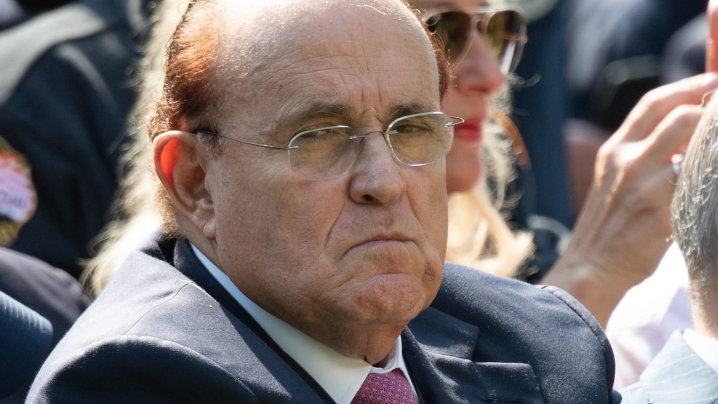Rudy Giuliani: 'When This Is Over, I Will Be the Hero'
