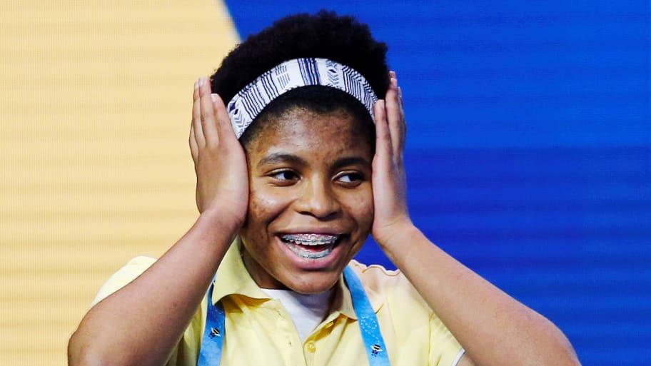 WATCH: Zaila Avant-garde Is First African-American To Win Scripps National Spelling Bee