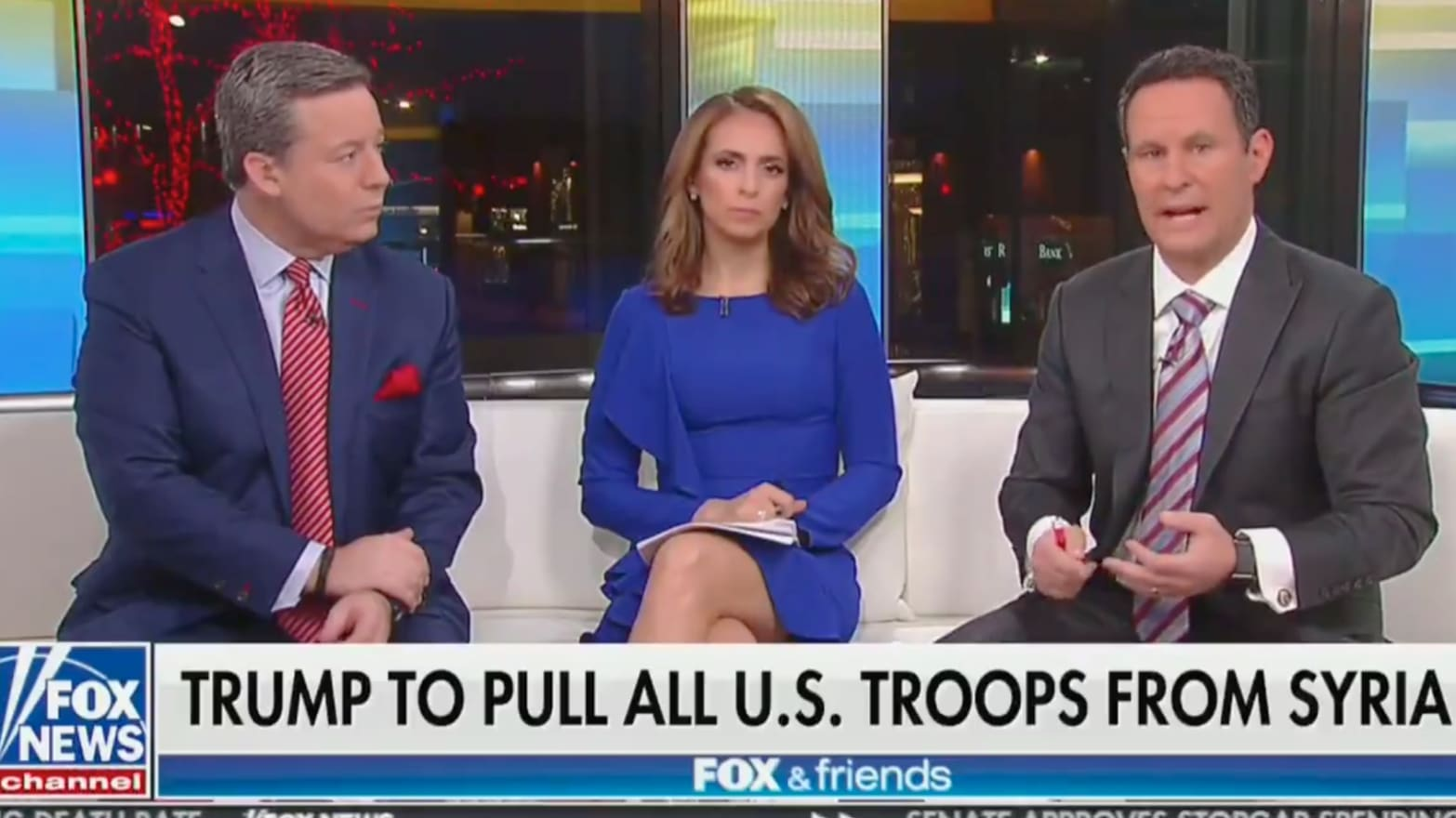 'Fox & Friends' Slams Trump on Syria Withdrawal: Only a Child Would Think ISIS Is Defeated