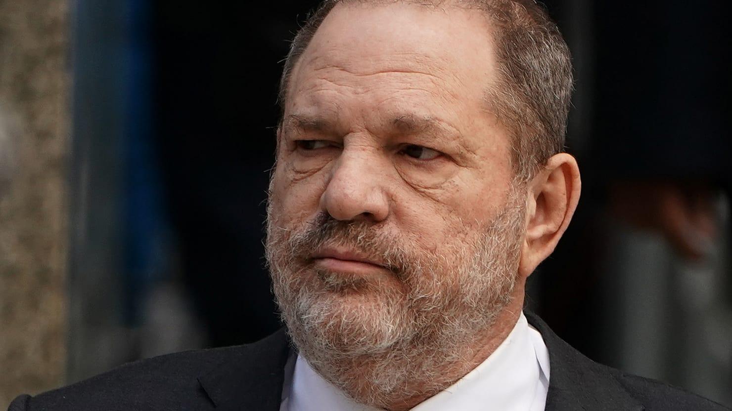 Judge Allows Sex-Trafficking Claim in Lawsuit Against Harvey Weinstein