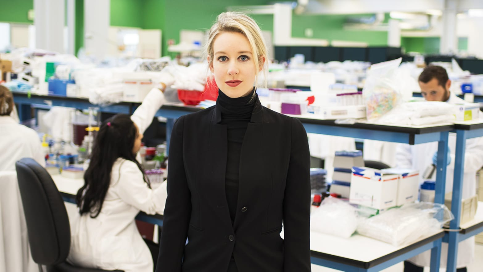 Hbo S The Inventor How Theranos Elizabeth Holmes Pulled