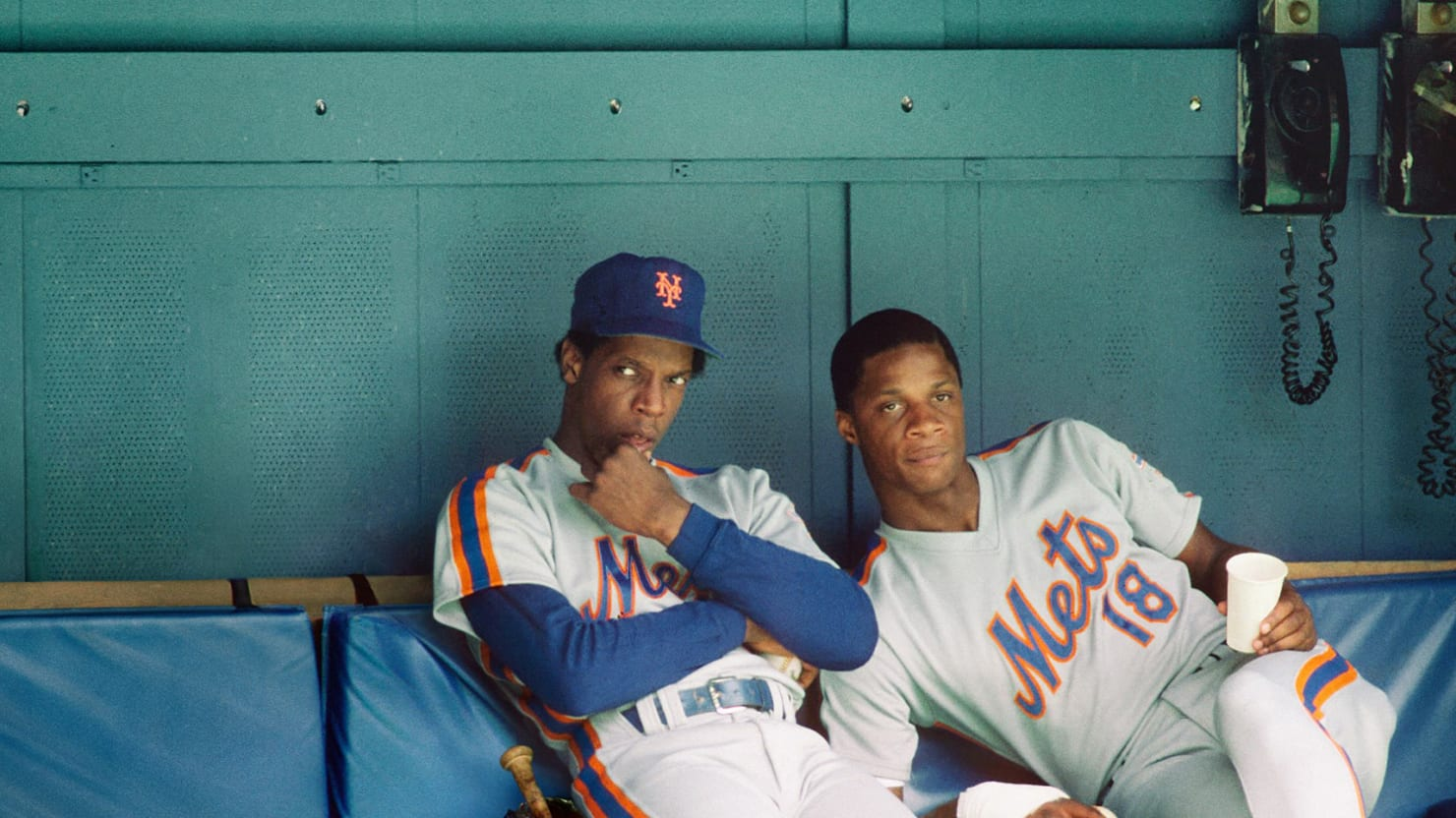 Rise V Auto >> The Tragedy of 'Doc & Darryl,' Two Baseball Stars Brought ...