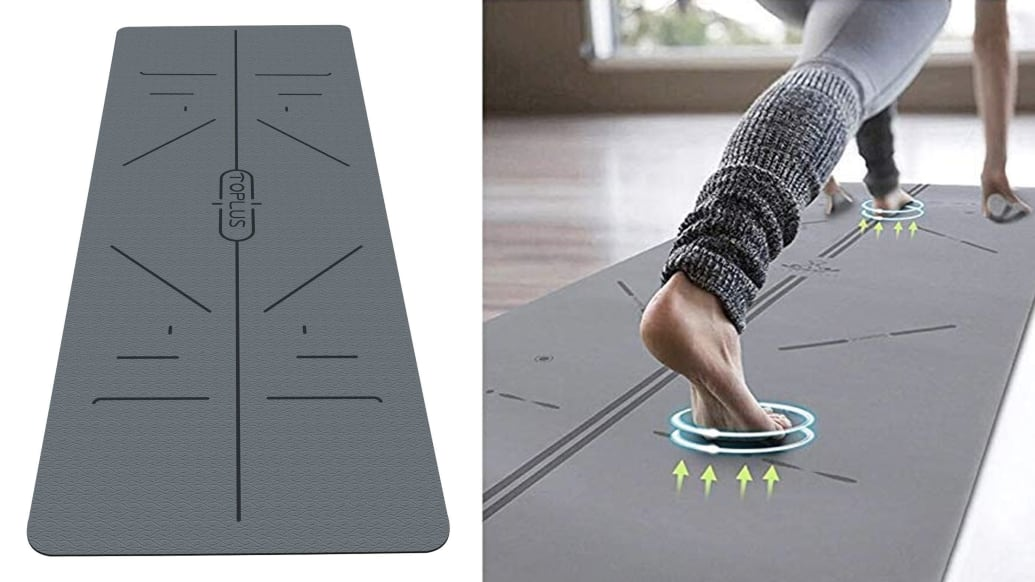 The Best Rated Yoga Mats On Amazon