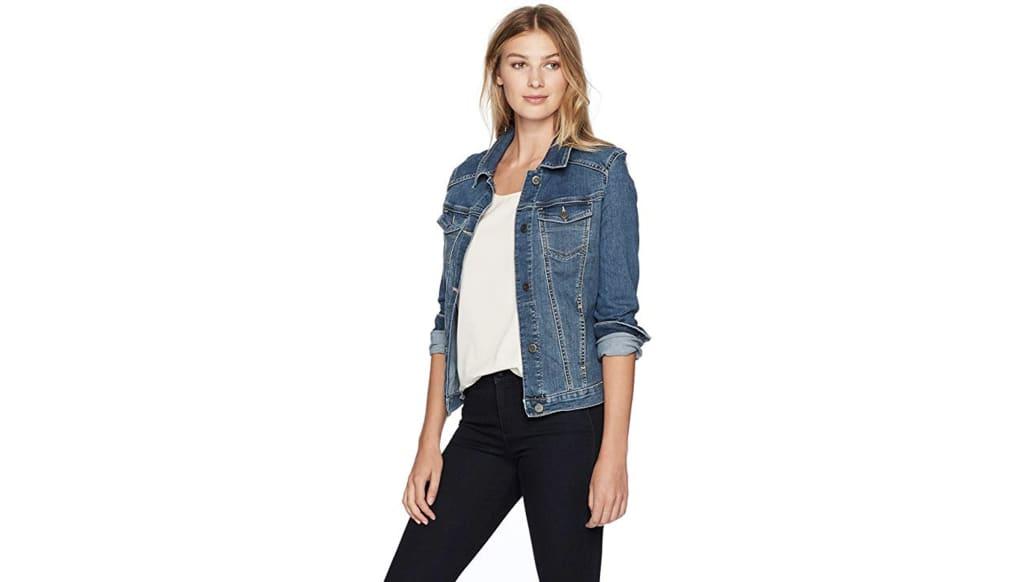 The Best Women's Denim Jackets on Amazon