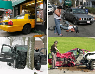 Worst Drivers in America: Which State Has the Most Accidents?