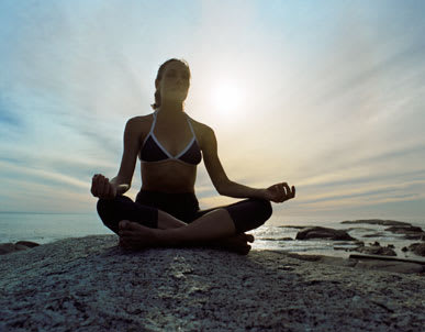 Can Meditation Cure Disease?