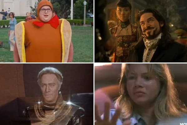 Brad Pitt And More Oscar Nominees Most Embarrassing Roles Video