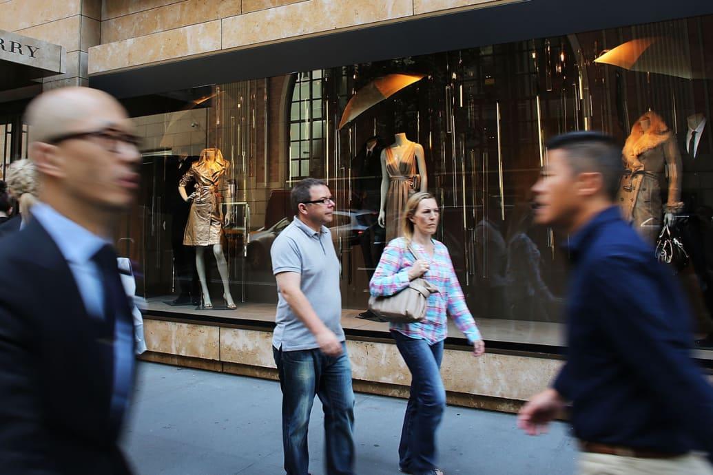 The Business/Consumer Confidence Split