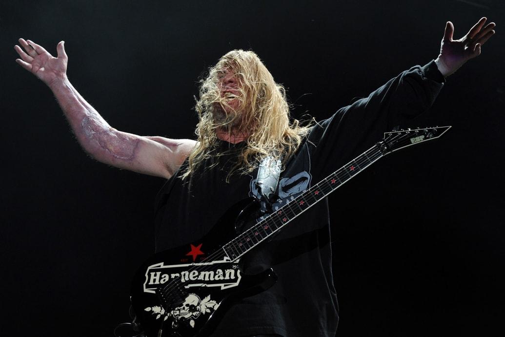 Don't Blame Spider Bite For Felling Slayer Guitarist Jeff Hanneman