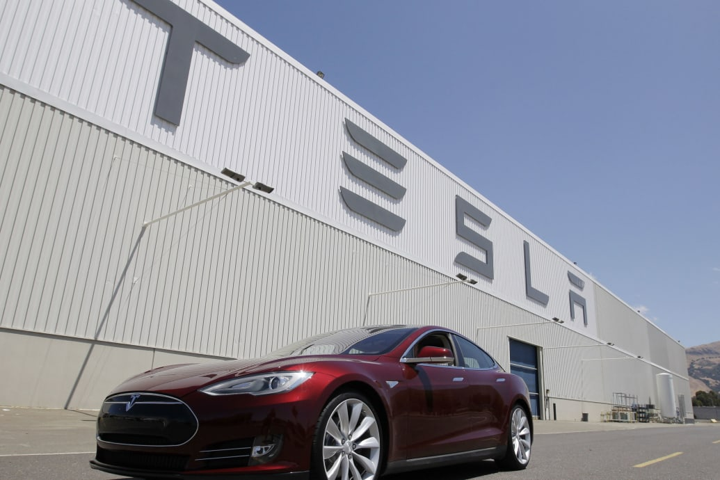 Tesla Finally Makes Money