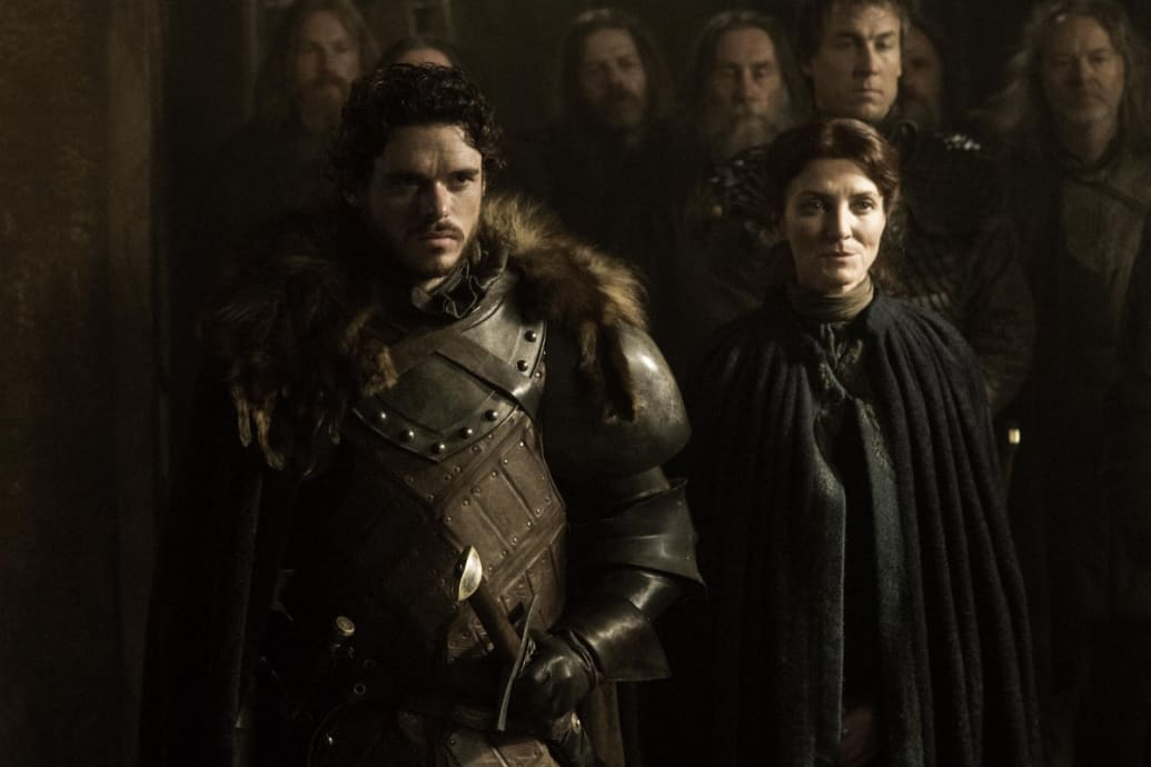 Red Wedding Song.The Red Wedding Hbo S Game Of Thrones Reveals Its Latest Twist