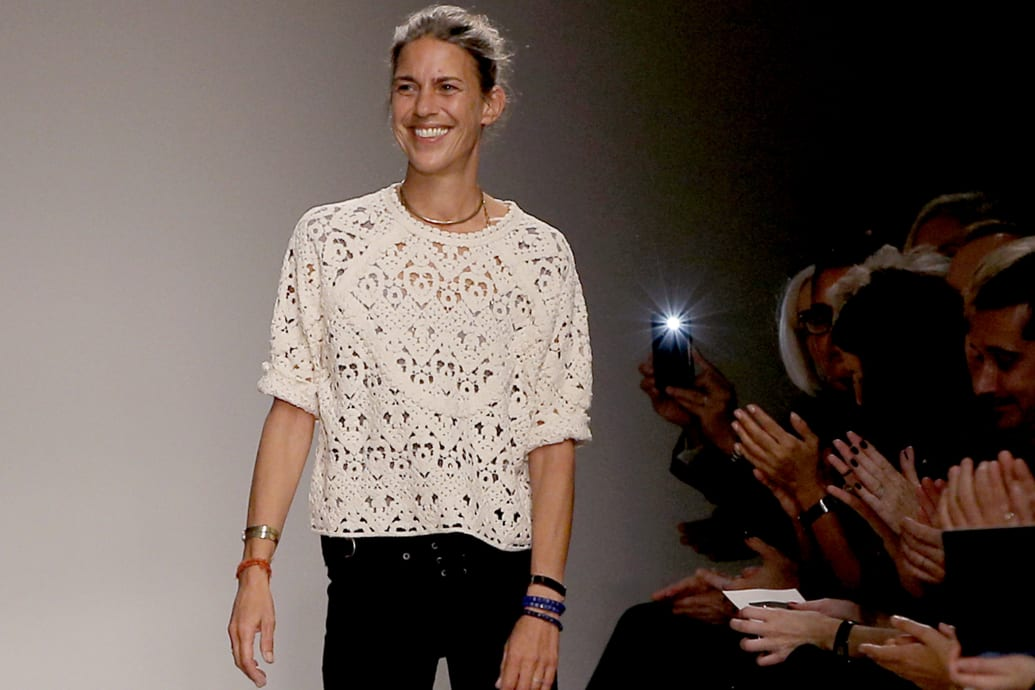 Isabel Marant Announces Collaboration With H M Charlie Rose To Interview Galliano