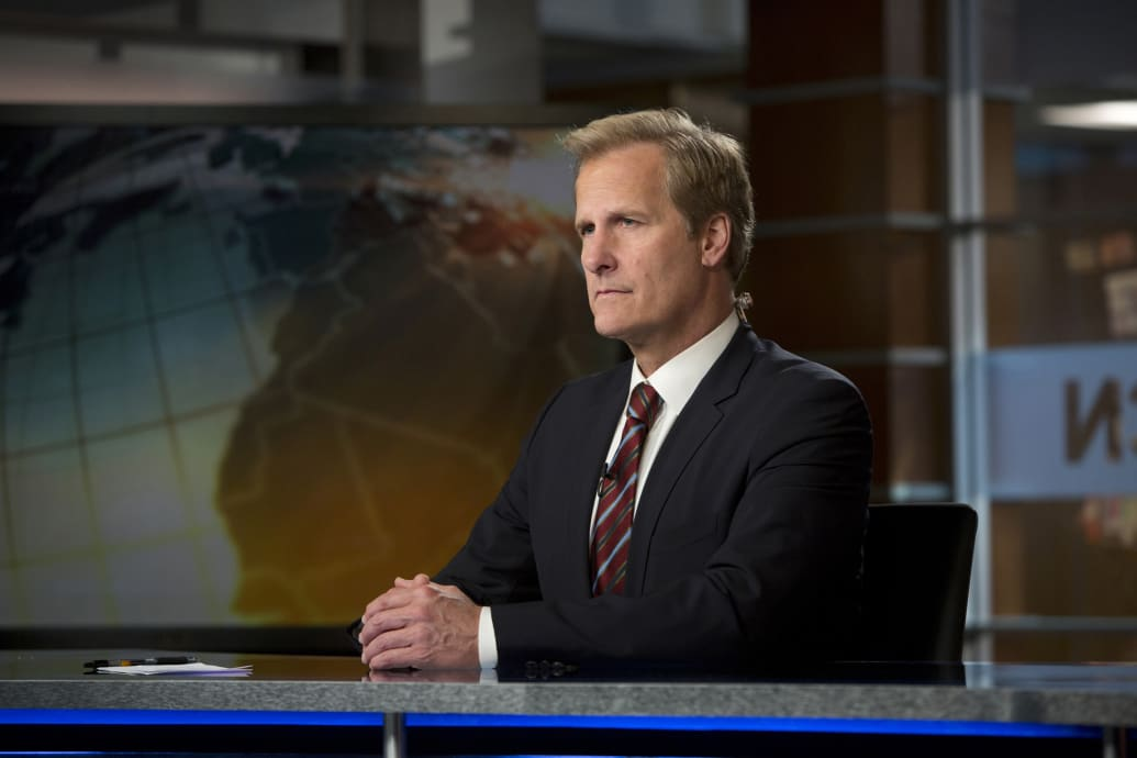 The Newsroom' Season 2 Premiere: How Aaron Sorkin Saved the