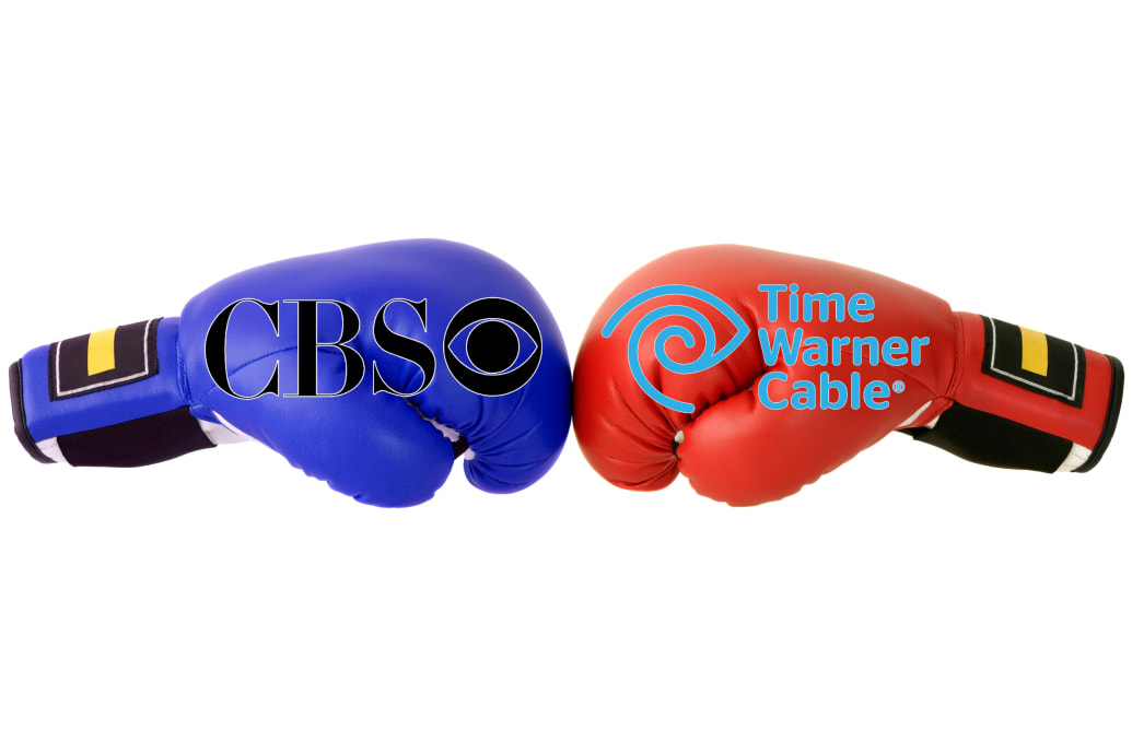 Bickering Behemoths: Time Warner Cable Dispute With CBS