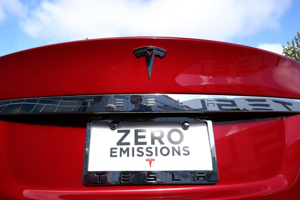 Tesla S Rise Forces Other Automakers To Up Their Electric