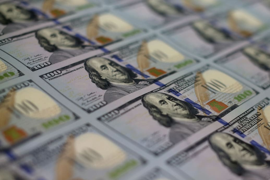 All About the Benjamins: Here's the Redesigned One Hundred