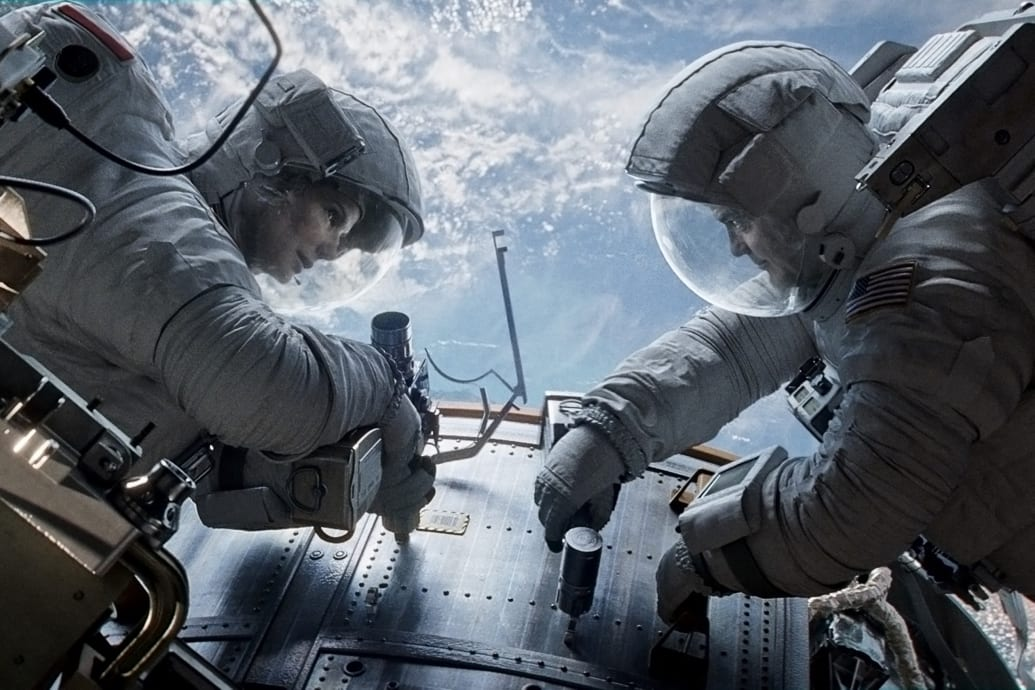 Alfonso Cuarón Explains the Darwinian Ending of 'Gravity'