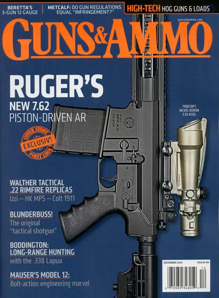 Guns & Ammo' Fires Editor, Apologizes for Gun-Control Column