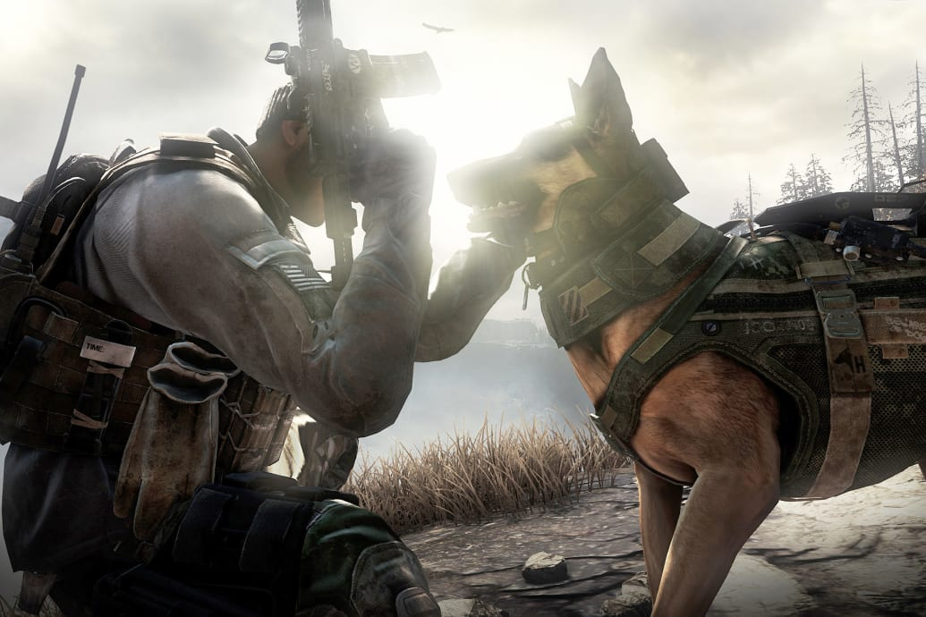 Call Of Duty Ghosts Review The Juggernaut Franchise Might Be