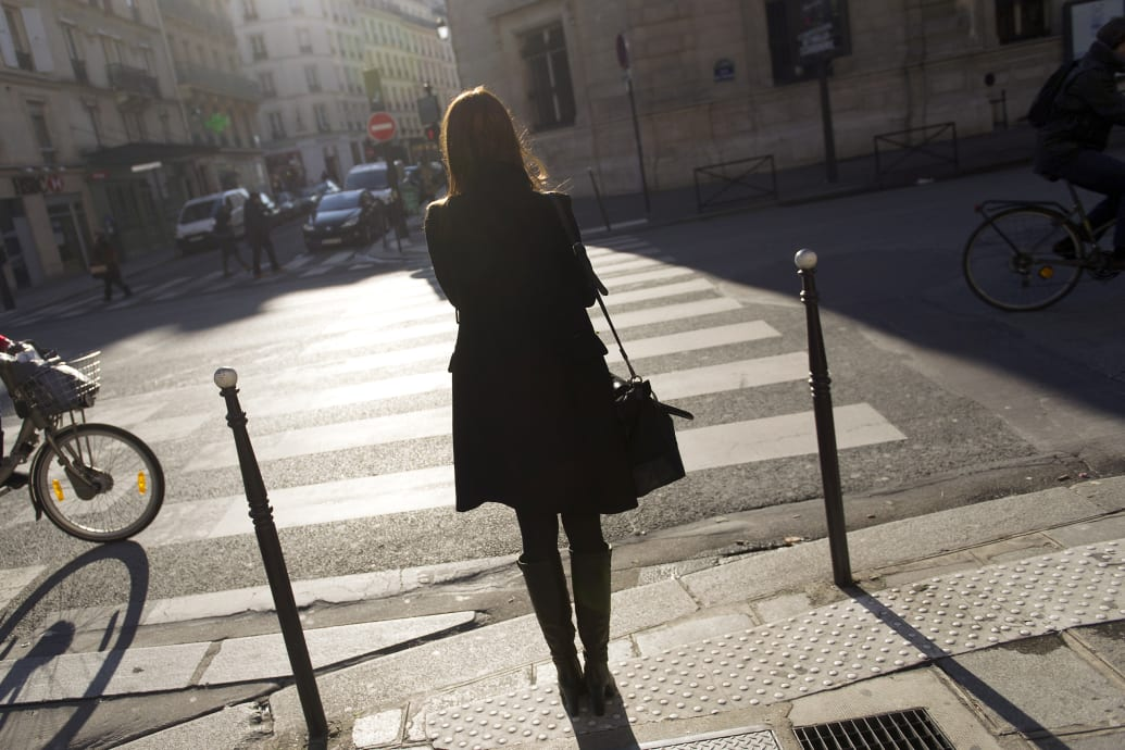 The Model Diaries: The Rush of Rejection in Paris