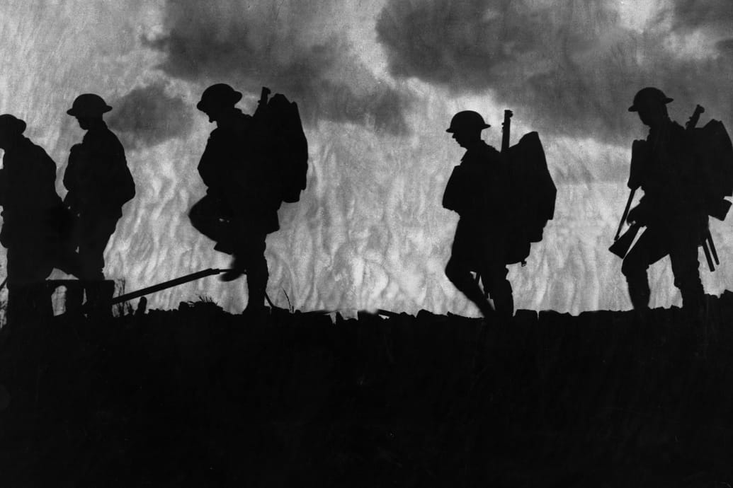 How the War Ended: WWI's Last Hundred Days