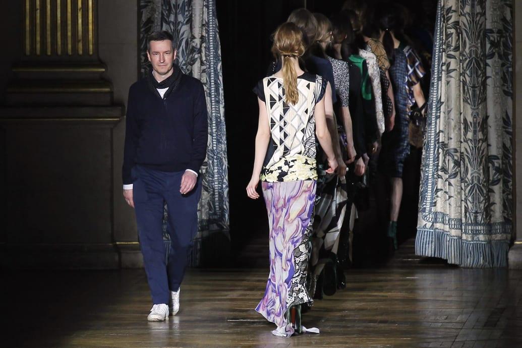 What Drives Fashion Designer Dries Van Noten