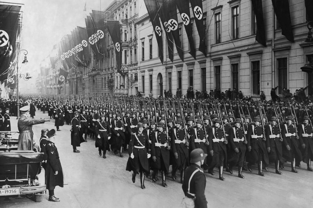 The Jews Who Fought for Hitler: 'We Did Not Help the Germans