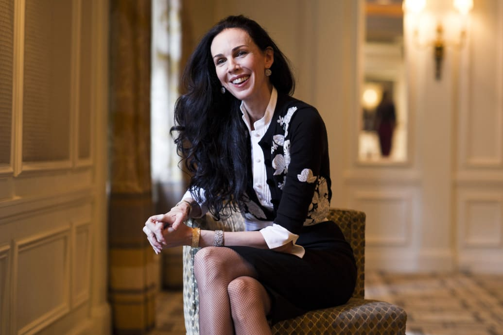 L Wren Scott American Fashion Designer And Longtime Friend Of Mick Jagger Was Found Dead An Arent In Her New York City Apartment