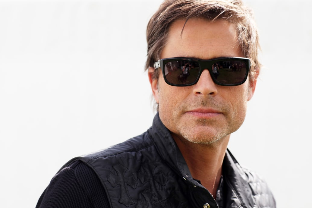 Rob Lowe: Don't Hate Me Because I'm Beautiful