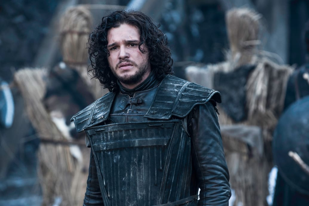 Kit Harington: Game of Thrones' Jon Snow Learns to Fight Dirty