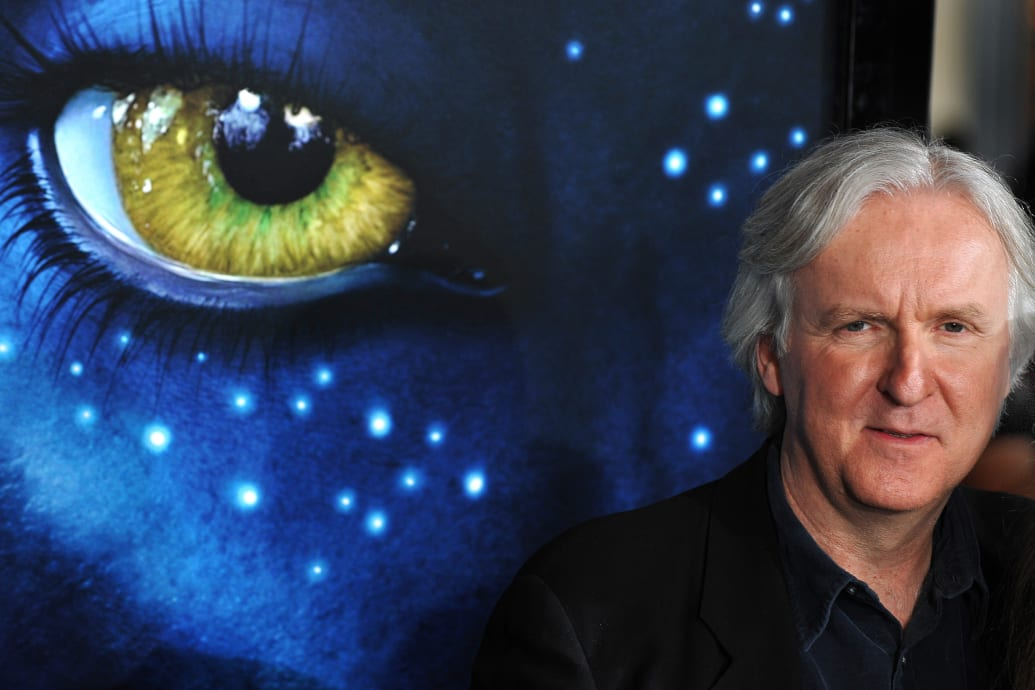 James Cameron on How to Find Flight MH370, Climate Change