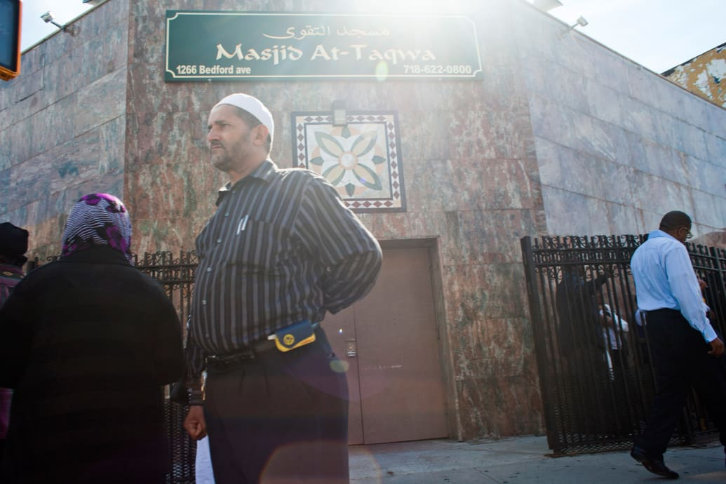 NYPD Will Keep Spying in the Muslim Community With