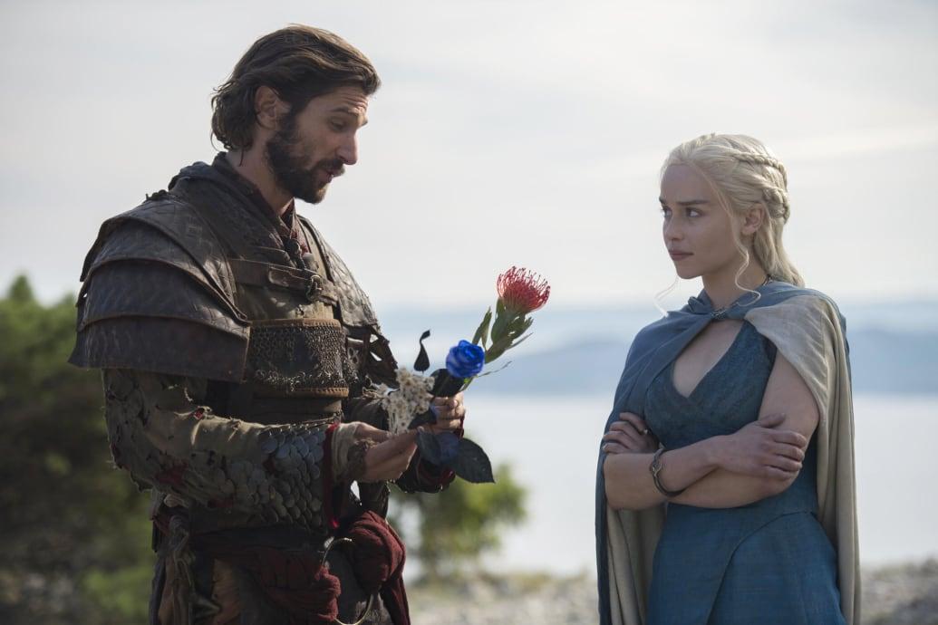 Game of Thrones' New Hunk Michiel Huisman on the Revamped Daario Naharis