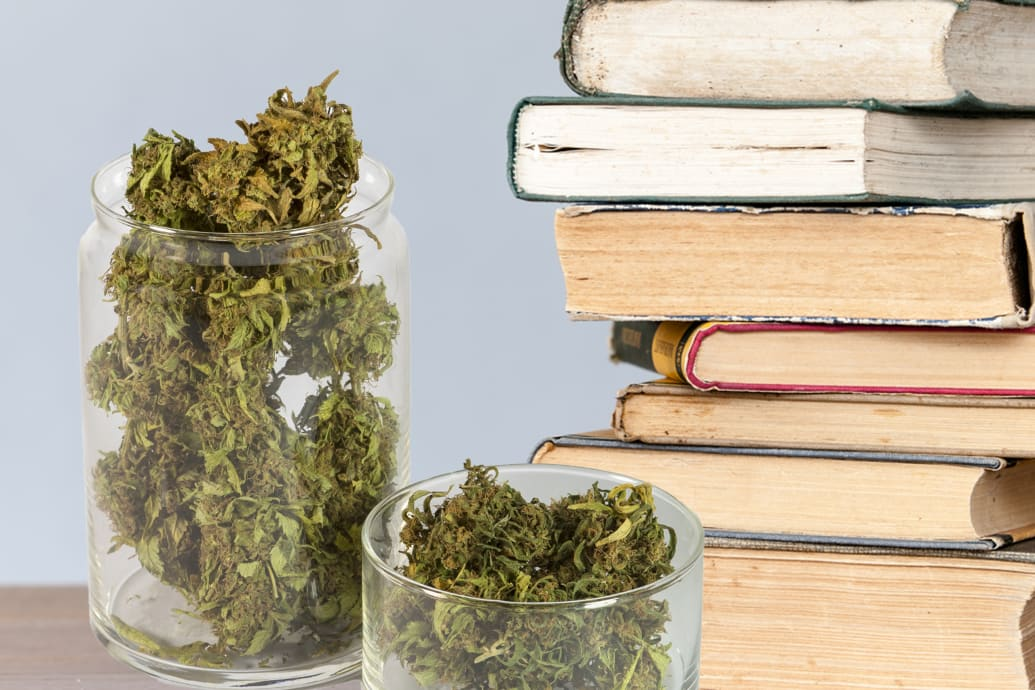 Weed Reads: The 10 Best Books on Pot
