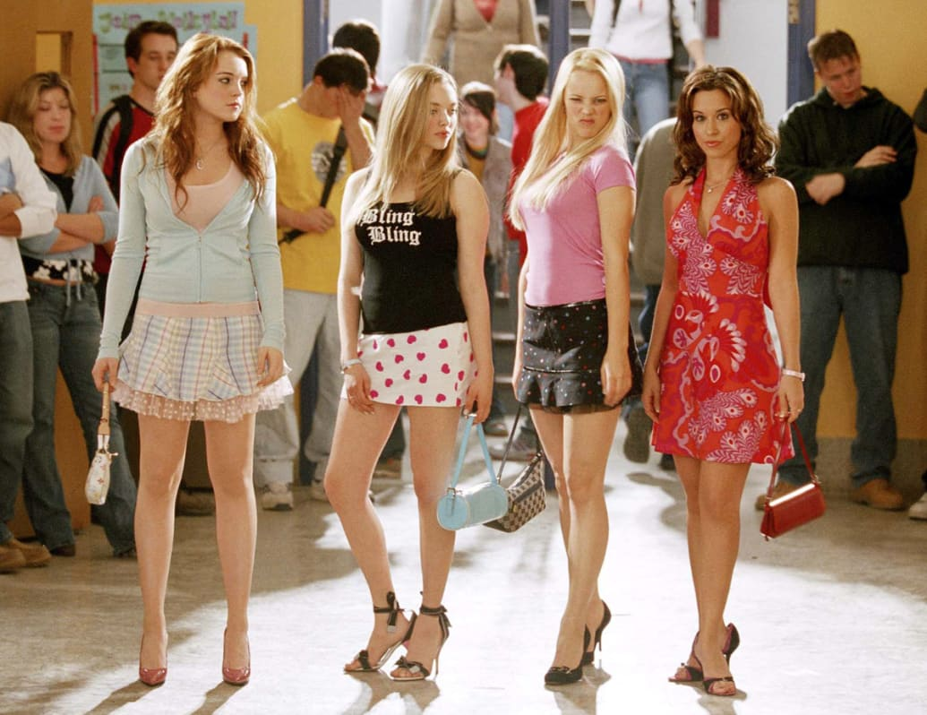 13 Things You Didn't Know About 'Mean Girls'