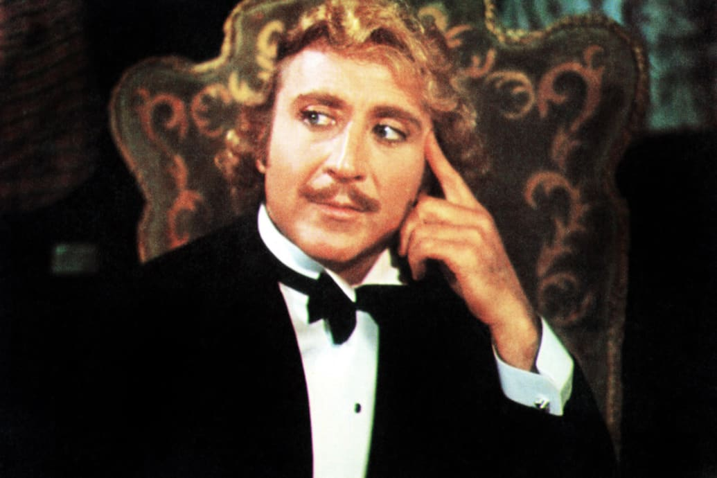 Join told gene wilder funny sorry