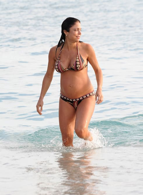 Properties selma blair pregnant bikini