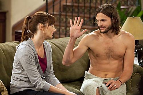 Ashton kutcher naked dick Goes!