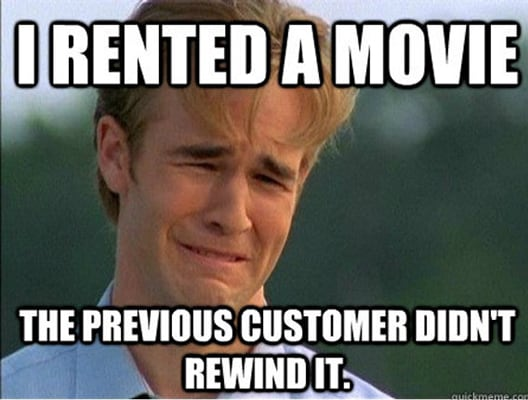 Meme Of The Week 1990s First World Problems
