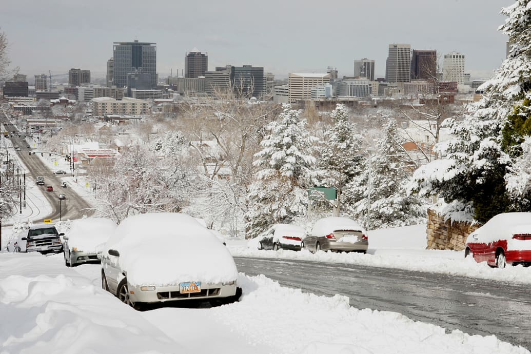 25 Snowiest Cities in America, from Detroit to Rochester