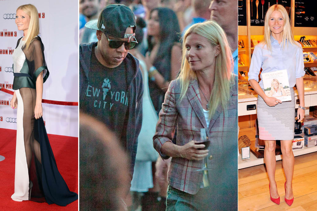 8052c8098b Gwyneth Paltrow has been crowned the world s most hated