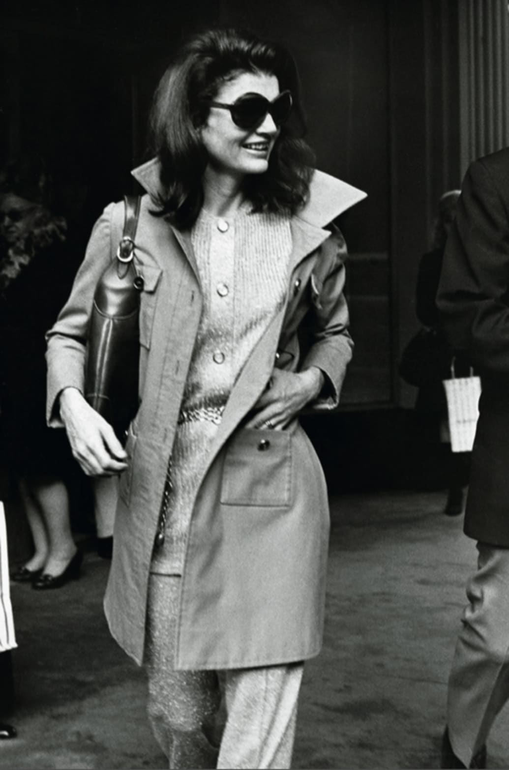 Jackie Kennedy's Life in New York City (Photos)